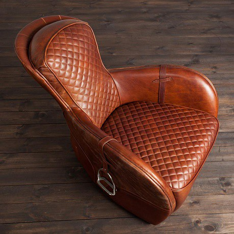 Кресло Saddle Easy Chair